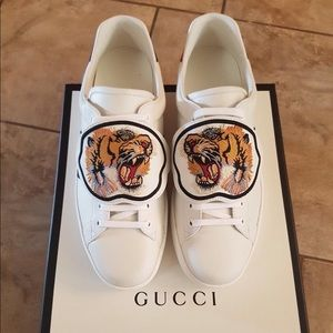 Gucci Ace sneaker w/ removable patch